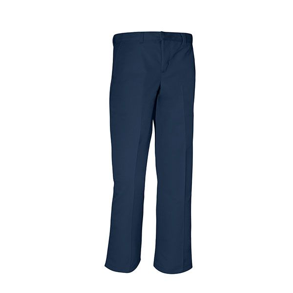 aab4ef3da Flat Front Twill Pant | The #1 online school uniform provider offering a  huge selection of shirts, pants, plaid jumpers and skirts and much more.